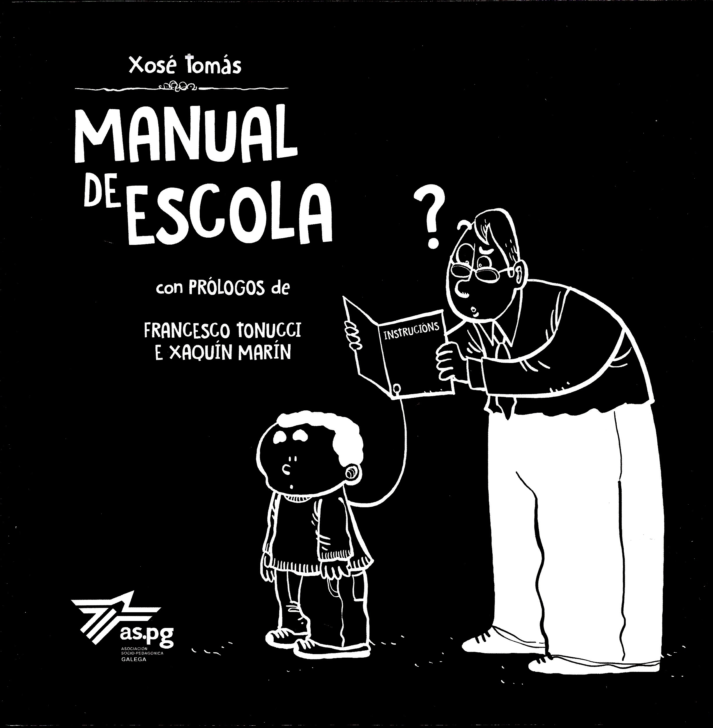 Capa de Manual de Escola