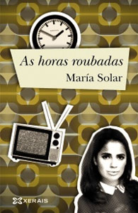 Capa de As horas roubadas