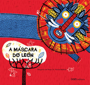 Capa de A máscara do león