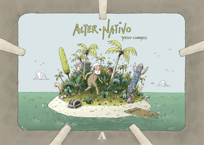 Capa de Alter-Nativo