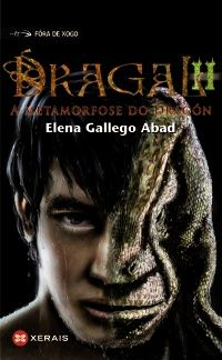 Capa de Dragal II. A metamorfose do dragón