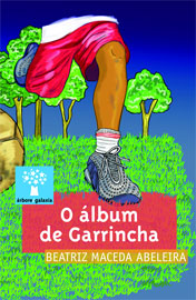 o album de garrincha